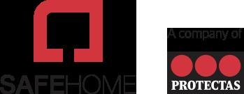 logo Safehome et Protectas
