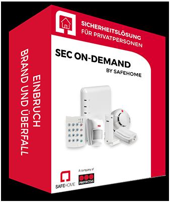 pack sec on-demand